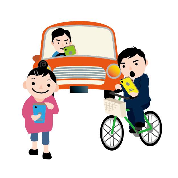 【ポケモンGO】歩きスマホや自転車での事故を起こすとどうなる?